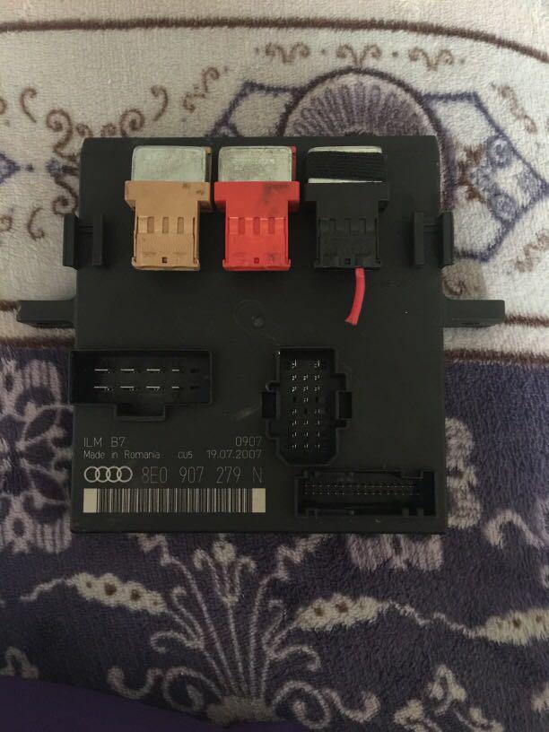 2001-07奧迪A4-1.8T全車電源電腦控制器