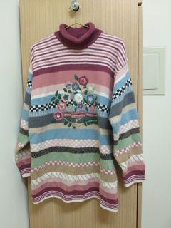 媽媽衣櫃 古著毛衣