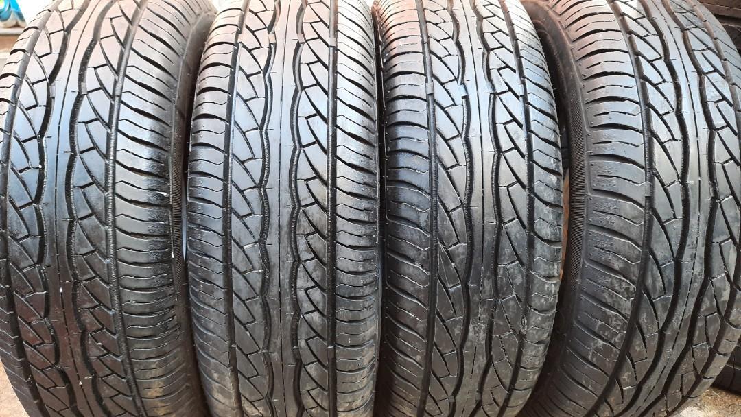 彰化員林 優質中古輪胎 落地胎 二手輪胎 165 65 13 實體店面免費安裝
