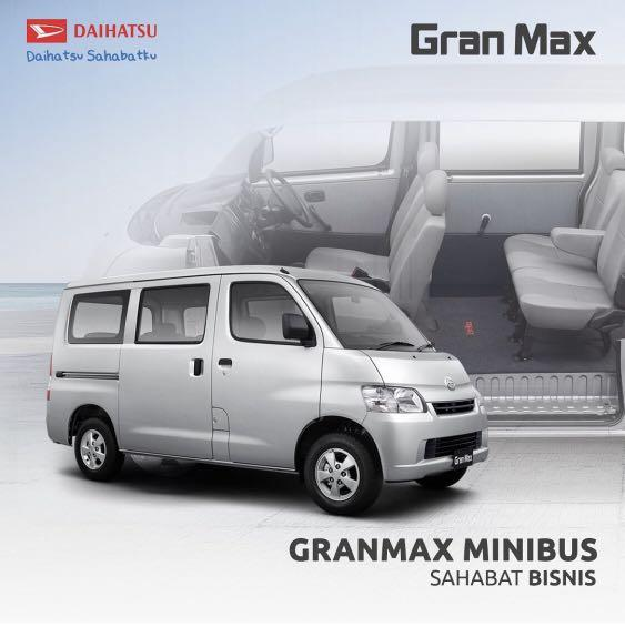 ANGSURAN RINGAN Daihatsu Granmax Minibus mulai 3 jutaan. Daihatsu Fatmawati