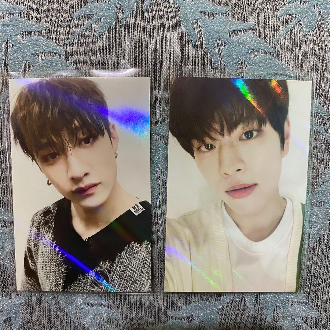 Benefit withdrama photocard stray kids in life standard