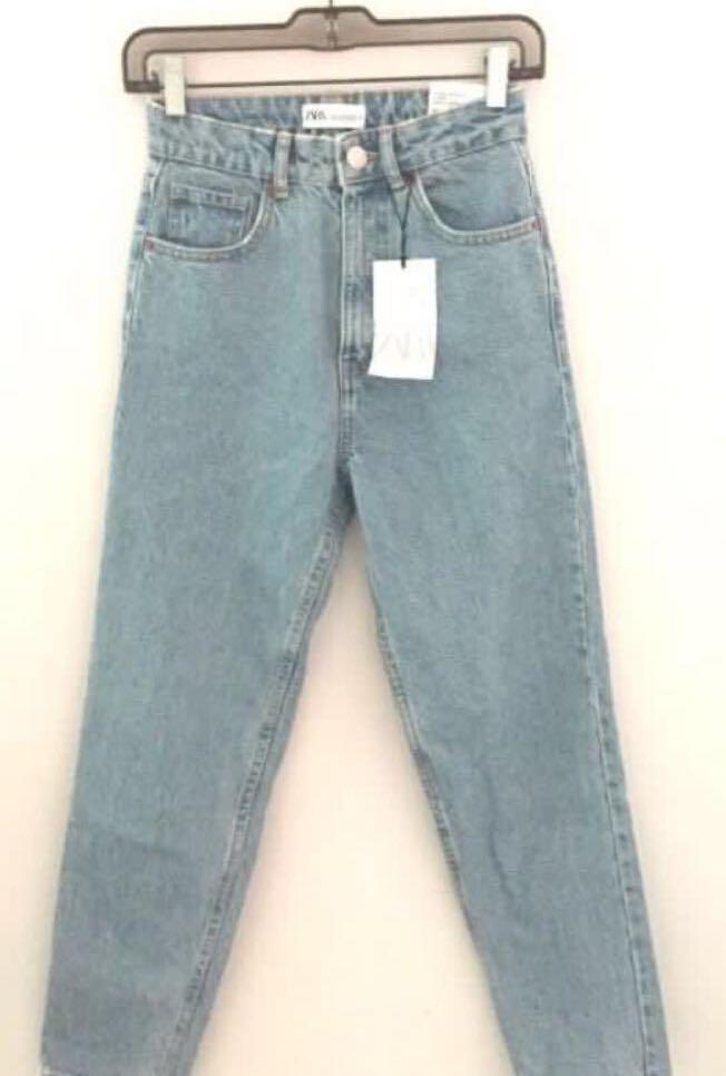 BNWT ZARA Mom jeans (0)
