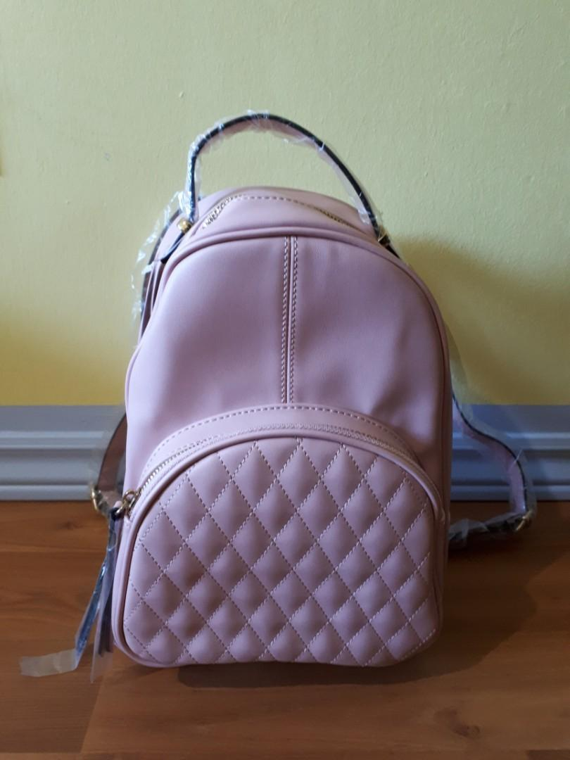 Call It Spring | Light Pink Backpack Bag