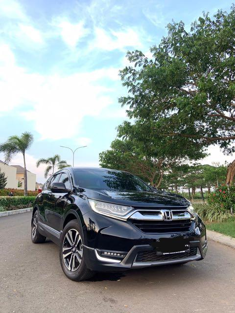 CRV TURBO PRESTIGE 2017