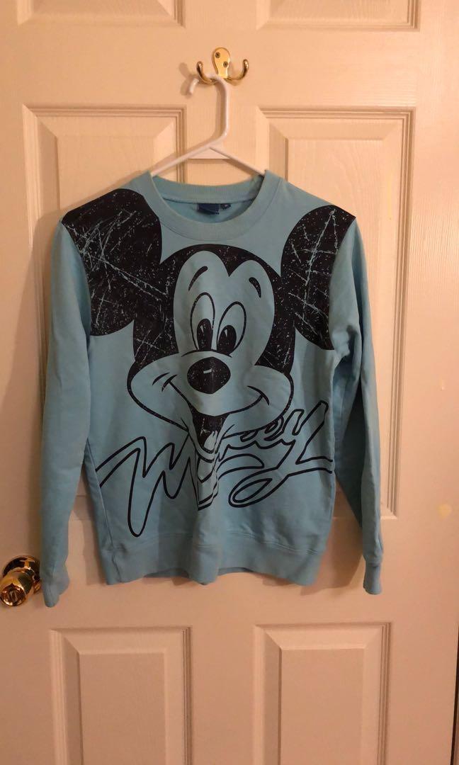 Disney Mickey Mouse Long Sleeve