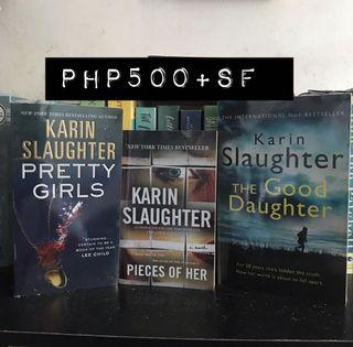 Karin Slaughter Bundle