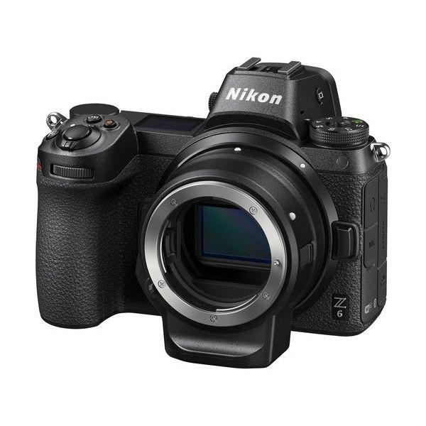 Kredit Nikon Z6 (Body Only) + FTZ Mount Adapter