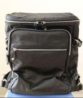 Leather Bag Backpack