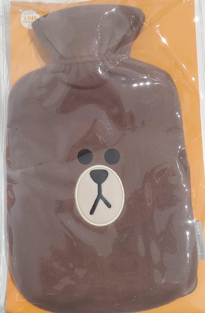 LINE Friend-Brown Hot Water Pack