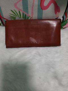 Vintage Monsac wallet
