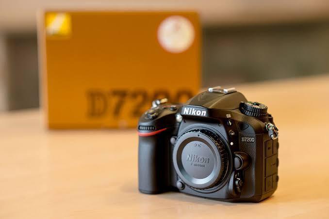 Nikon D7200 Body Only Resmi Bisa Cicilan