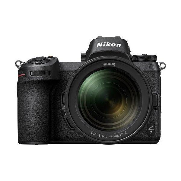 Nikon Z7 Mirrorless Body Only with 24-70mm Lens and FTZ Adapter FREE Nikkor Z 50 F1.8S