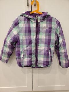North Face Double Sized Winter Jacket Size 6T