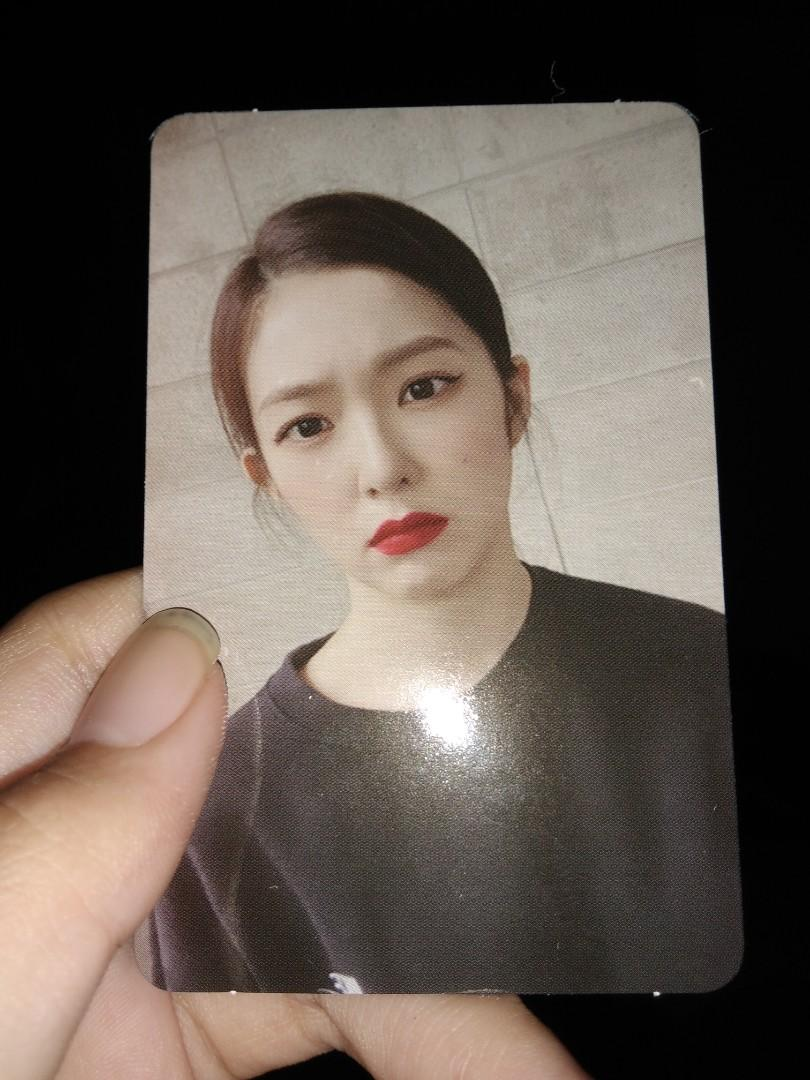 PC Irene Red Velvet