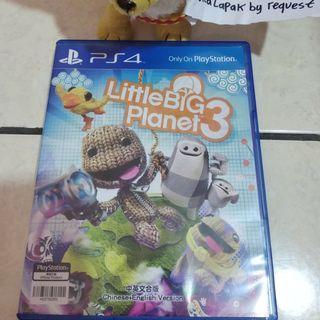 (Promo Hari Ini) Kaset PS4 Little Big Planet