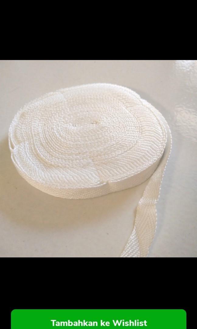 Veterban/tali guling 1 cm
