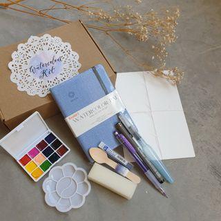 Watercolor Kit set