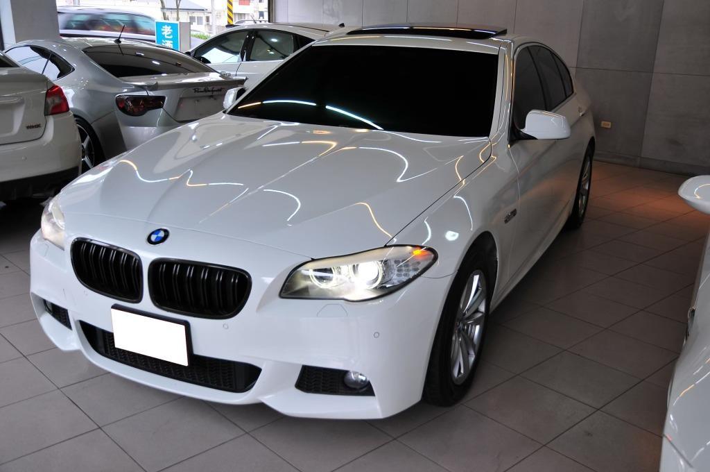 2010 BMW F10 528i   雙證件到店即可辦理貸款