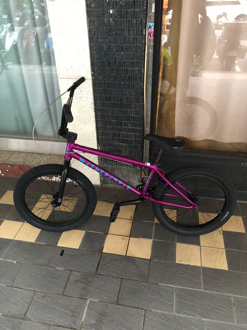 特技腳踏車