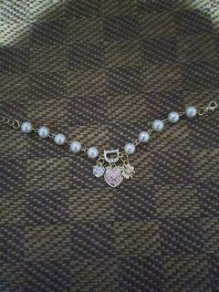 氣質珍珠手鍊