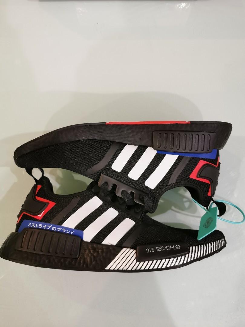 Adidas NMD R1 Japan Pack Black (2019