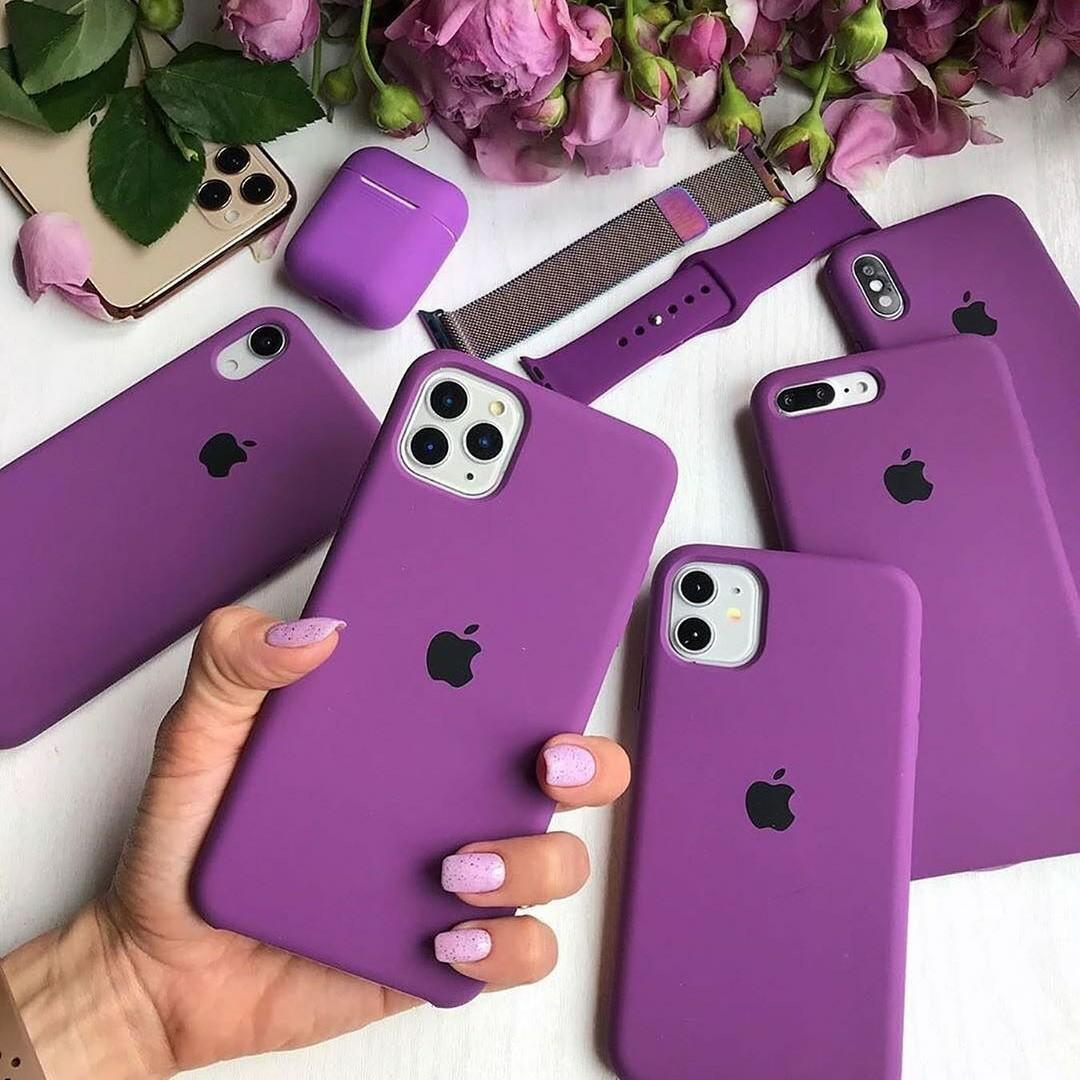 Apple Silicone Full Cover