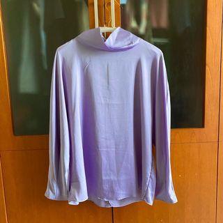 AtsTheLabel Lavender Top