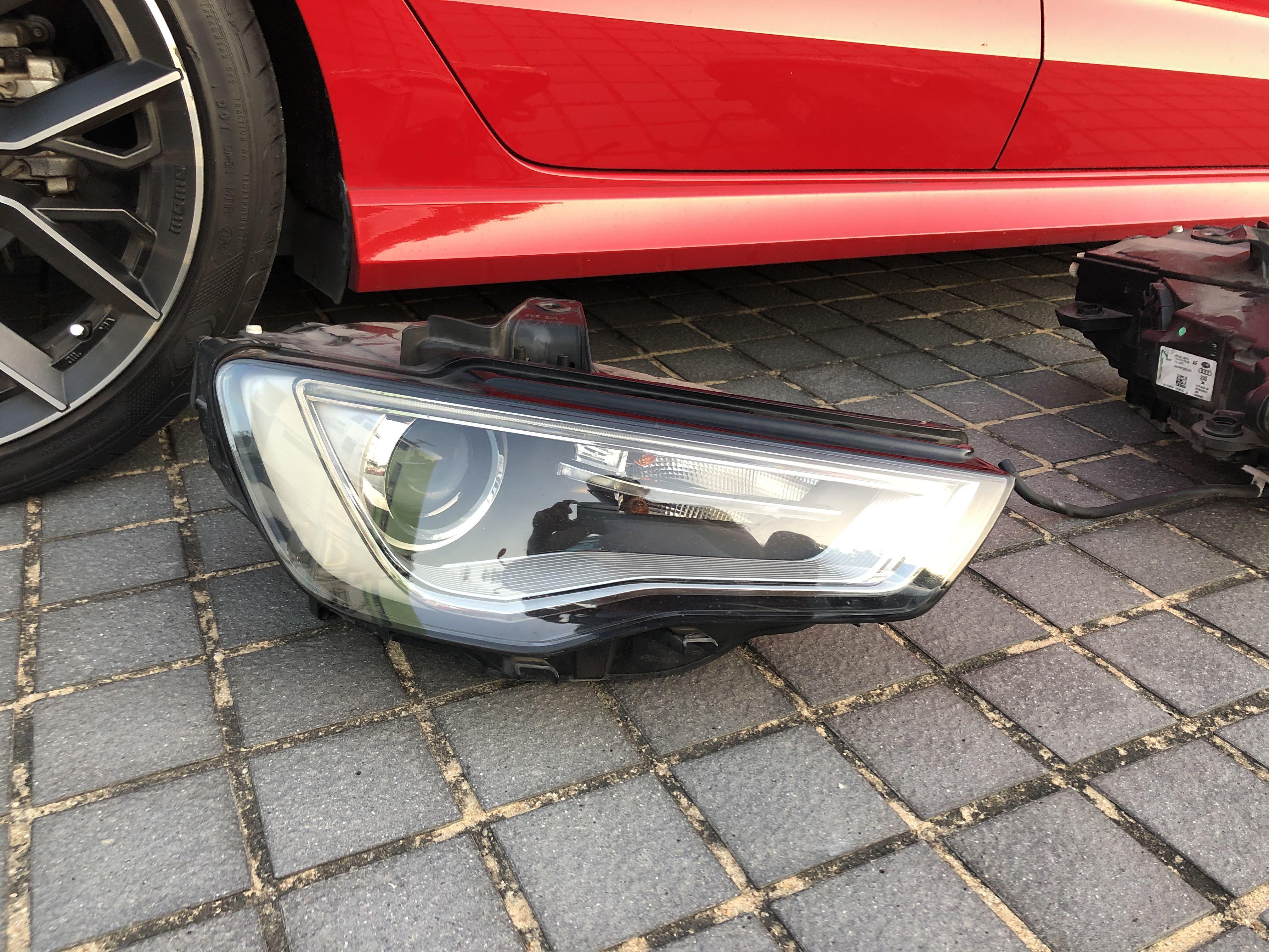Audi A3 Sportback 1.4 TFSI S tronic 5-Dr Ambition (A)