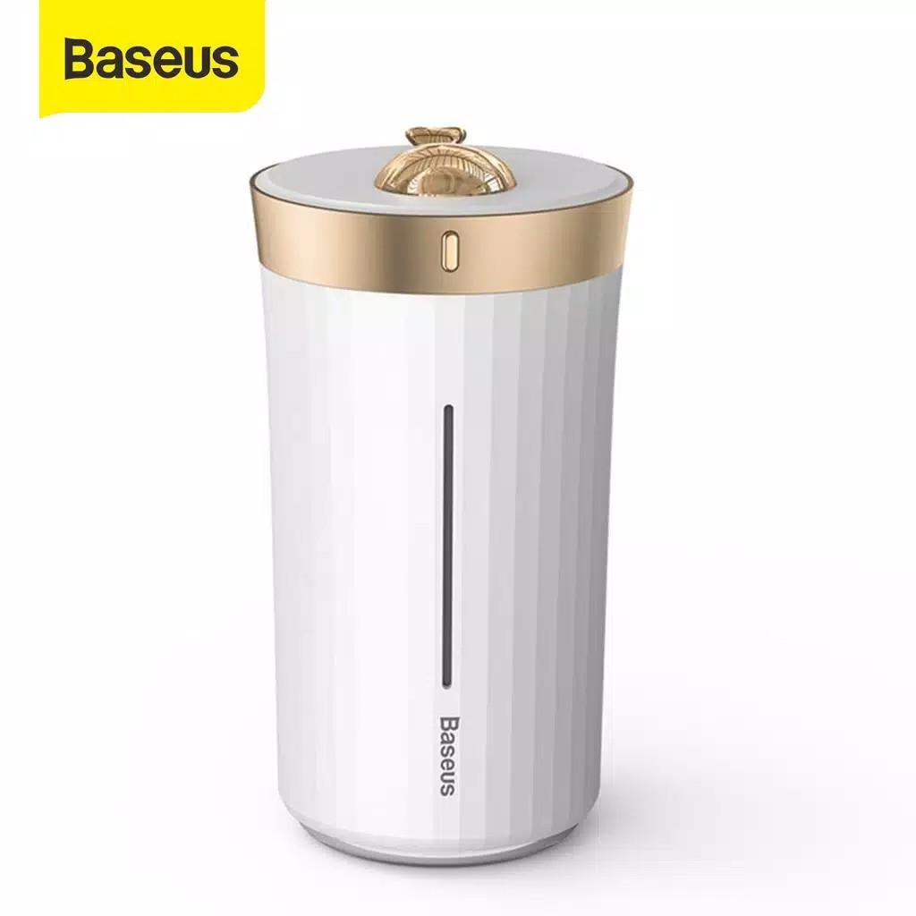 Baseus Whale Car Home Office Air Humidifier Moisturizing Effect