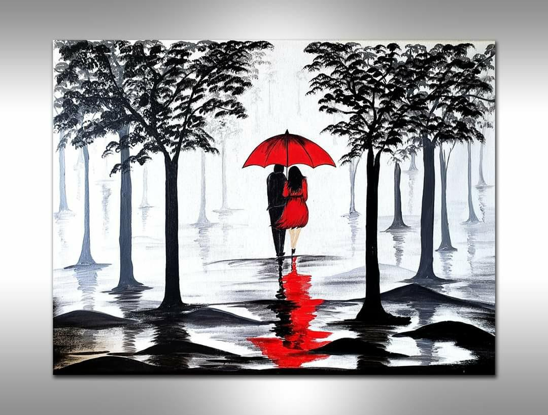 Beautiful Landscape Canvas Painting