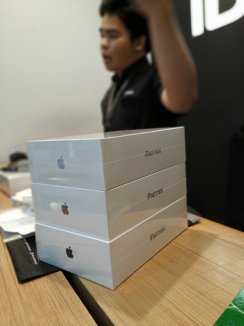Bisa Kredit iPad mini 5 wifi only 64GB Resmi Tanpa cc