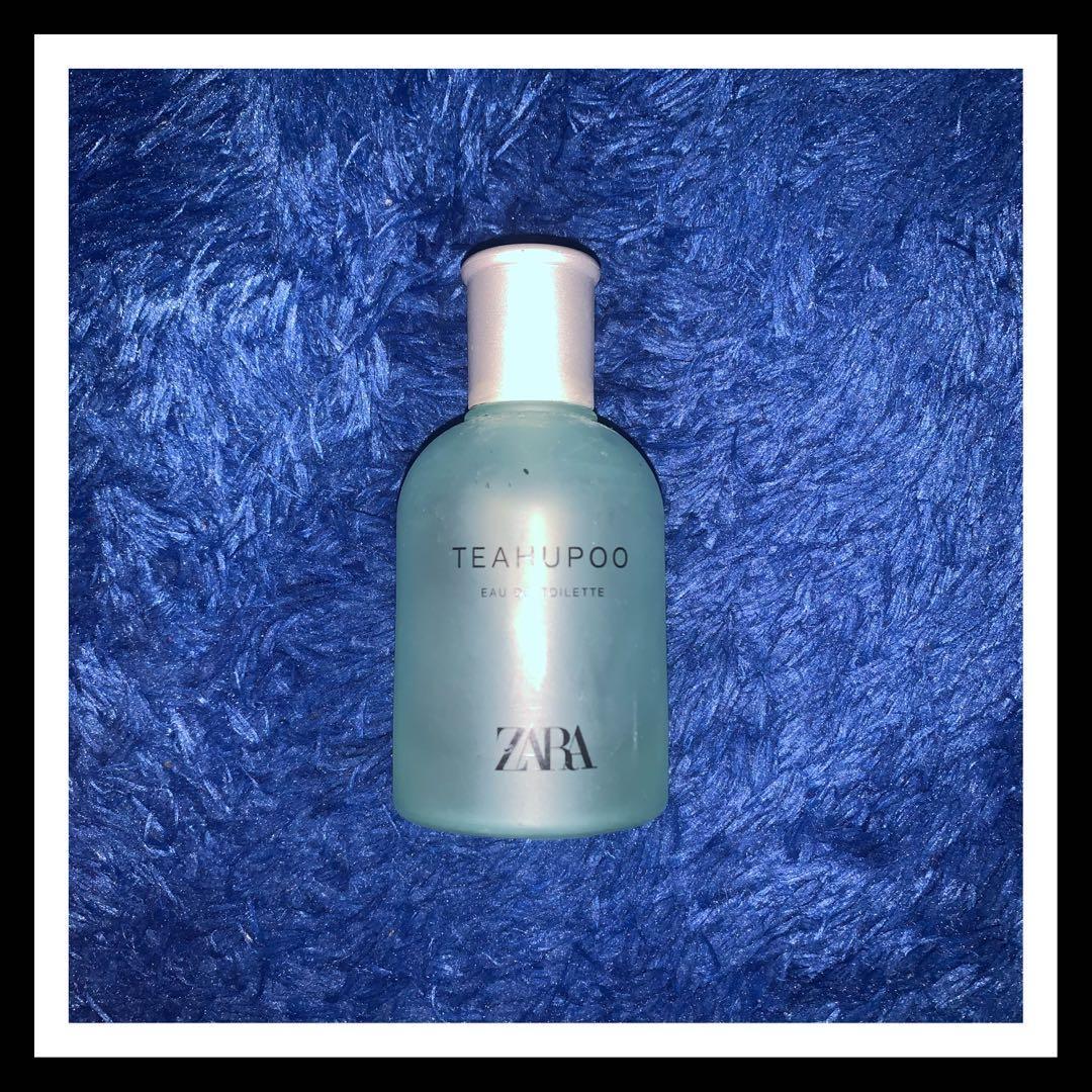 Botol kosong Zara