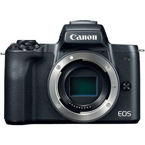 Canon EOS M50 Mirrorless Body Only Kredit Kamera