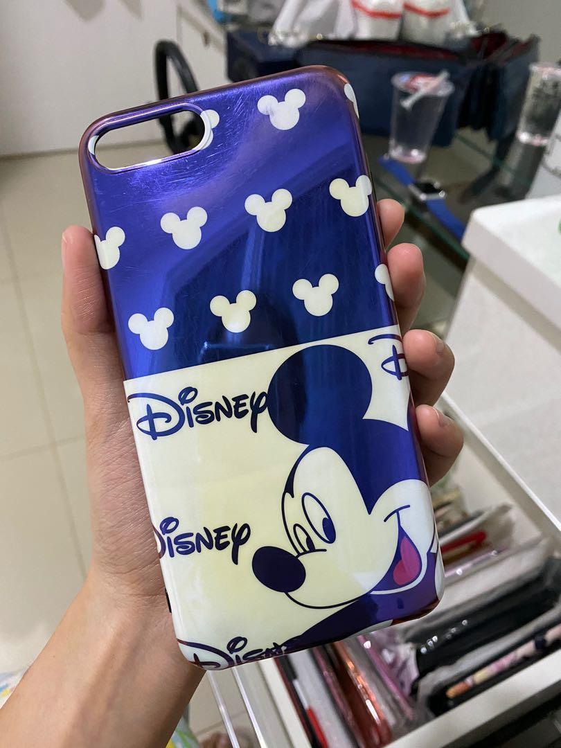 CASING IPHONE 7 PLUS MICKEY MOUSE