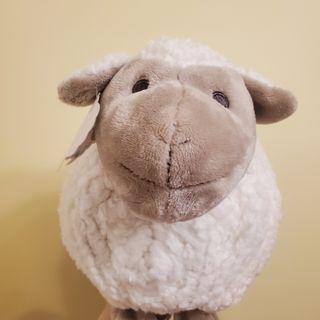 COSTCO 好事多 小羊娃娃嬰兒兩用蓋毯