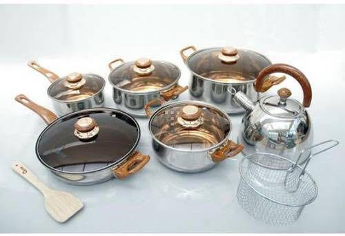 Eco Cookware Set Panci