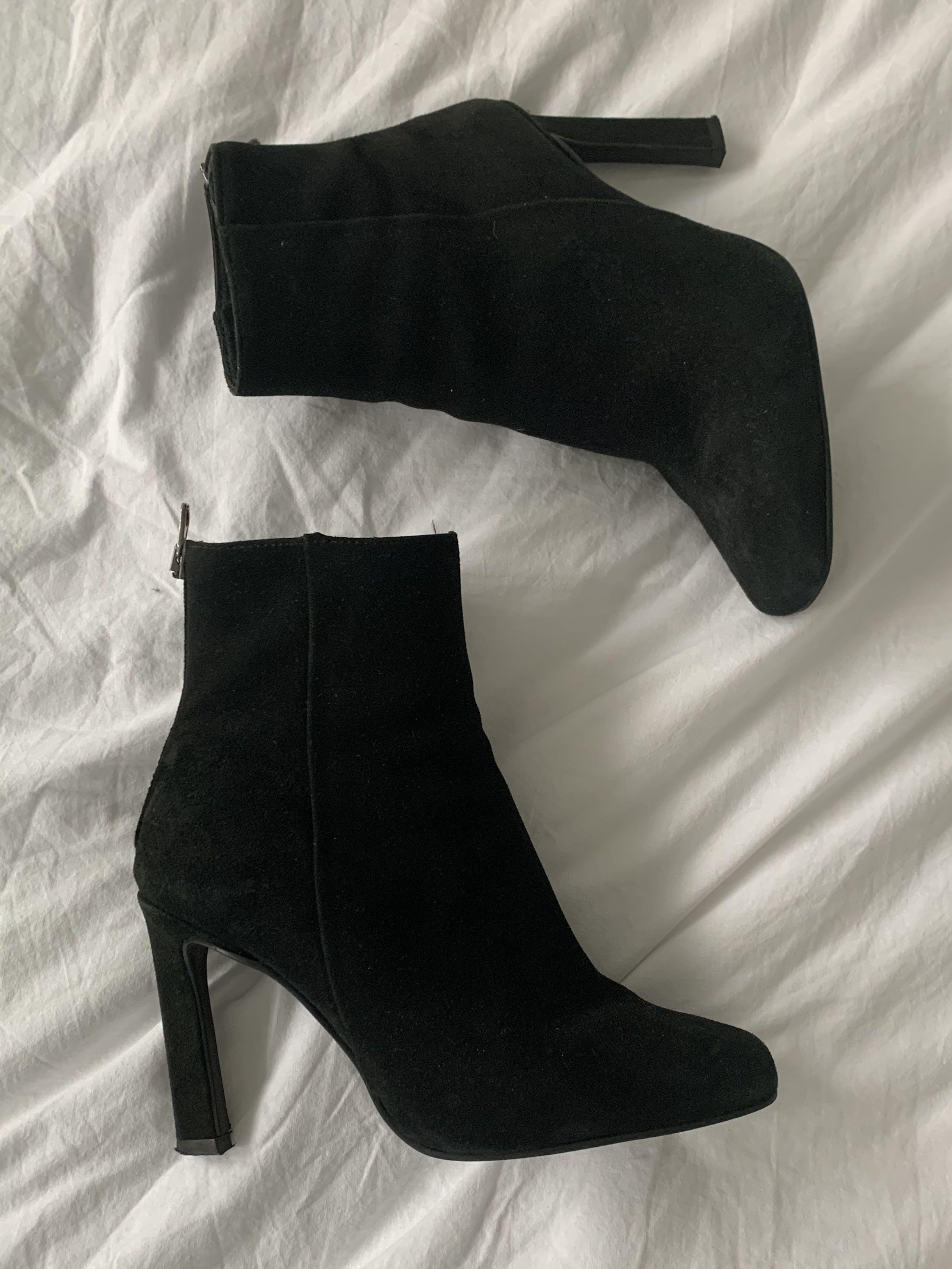 Fall L'intervalle Booties