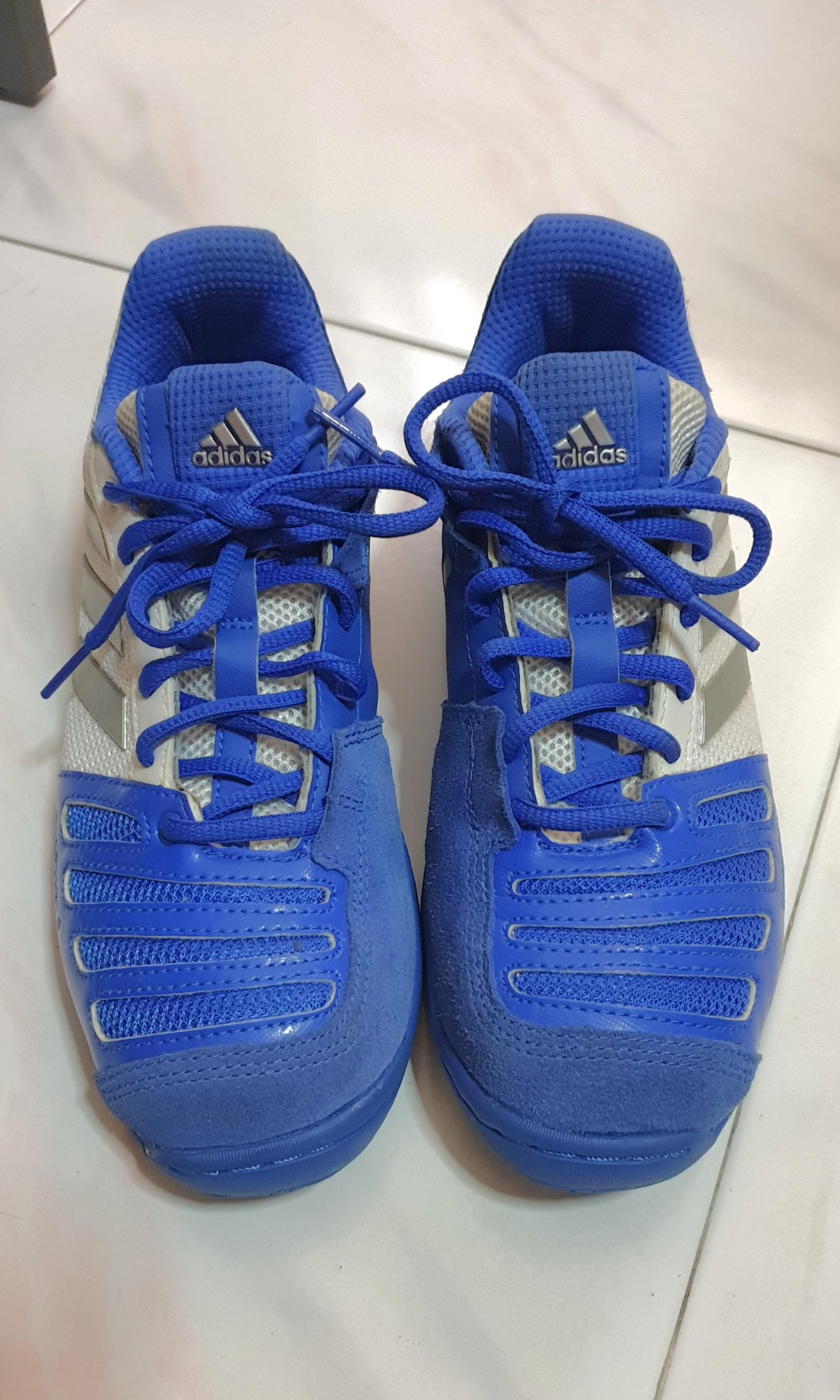 """Arte prestar desesperación  Fencing Shoes Adidas """"D'Artagnan V"""", Sports, Sports Apparel on Carousell"""