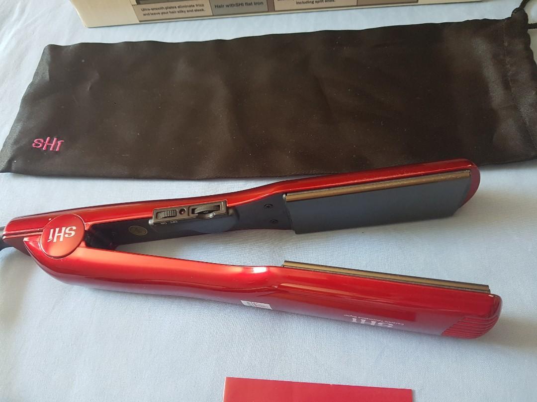 Hair Straightener Flatiron