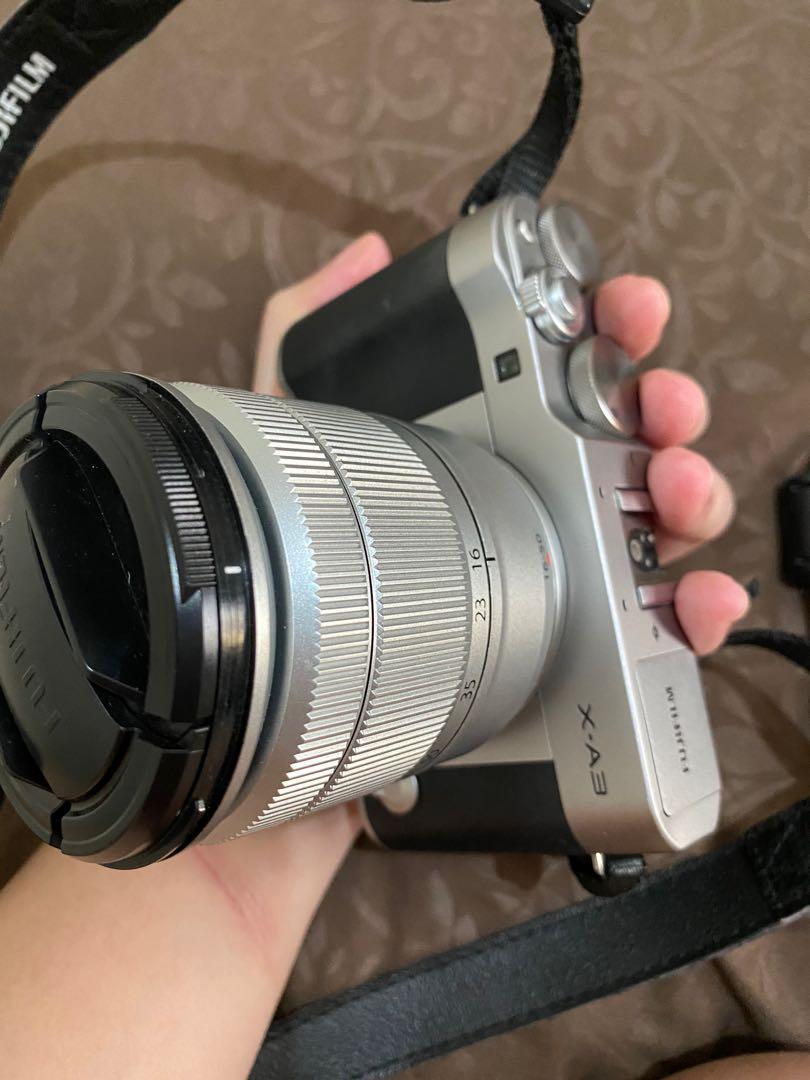 Fujifilm XA3 mirorless