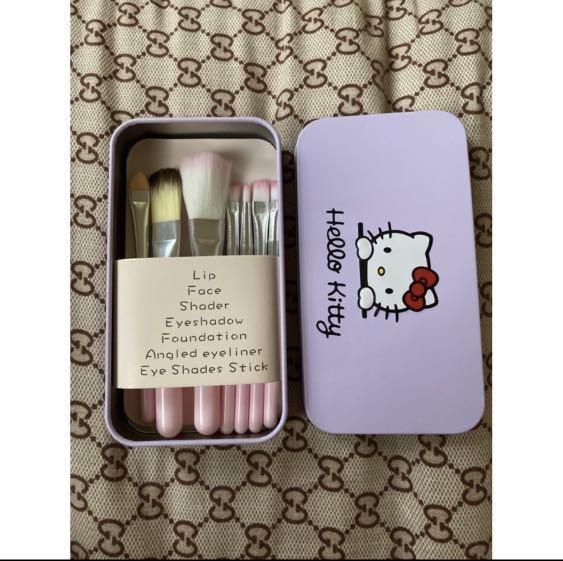 #lemarirapi Hello Kitty Brush Kit