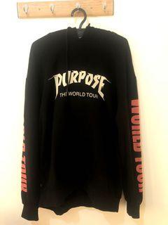 HnM Hoodie Purpose Tour Bieber Original