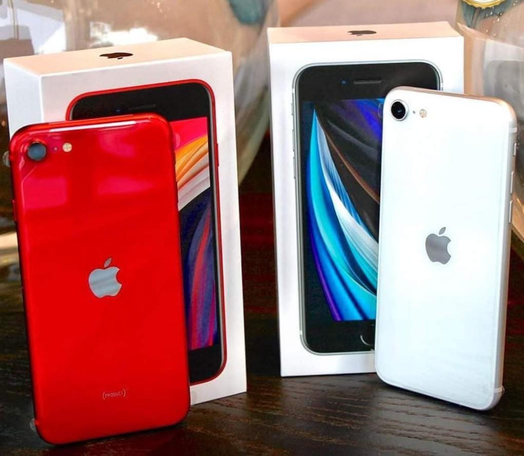 IPhone SE 2020 64GB Ibox Resmi Cicil Promo