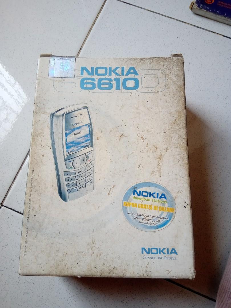 Kardus Nokia 6610