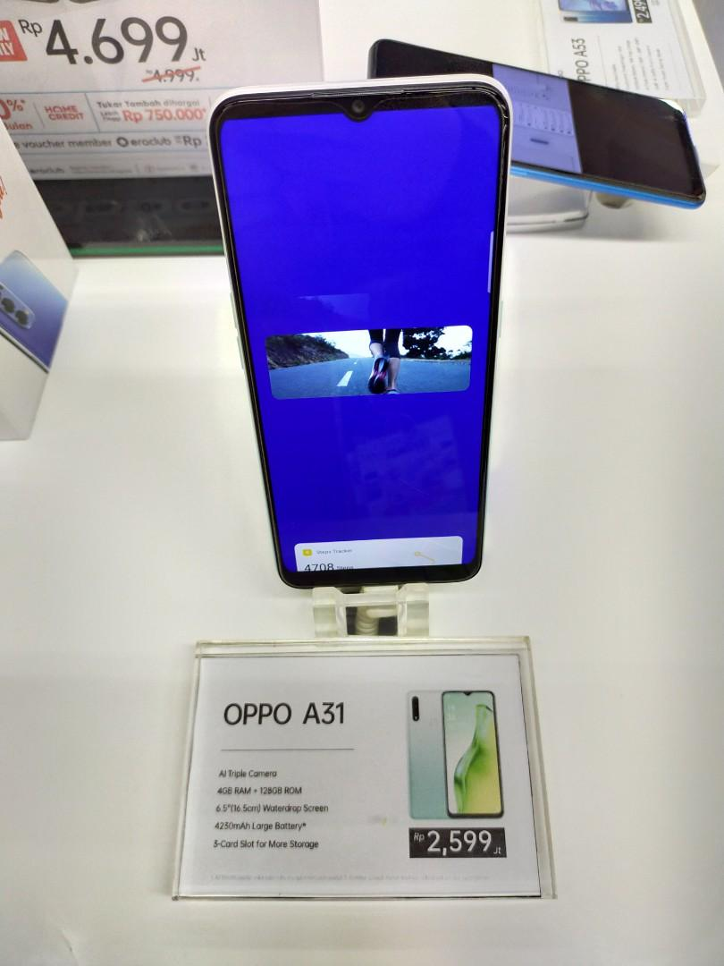Kredit Handphone Oppo A31 4/128GB