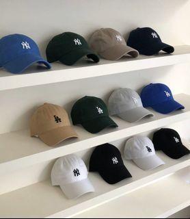 MLB 老帽 寶藍