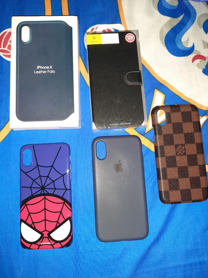 Case iPhone X/XS (Take All/@ pcs)