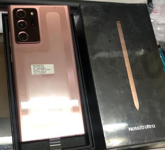 Samsung Note 20 ultra /256gb Kredit Aeon /Hci/Kredit plus