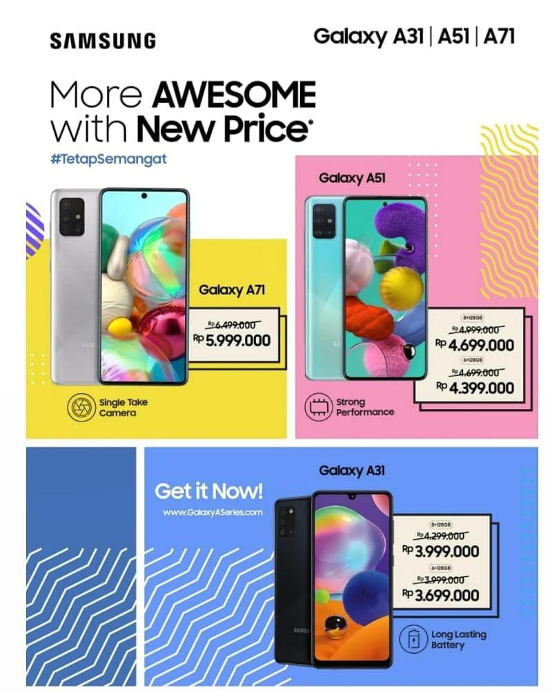 SAMSUNG PROMO CASH BACK