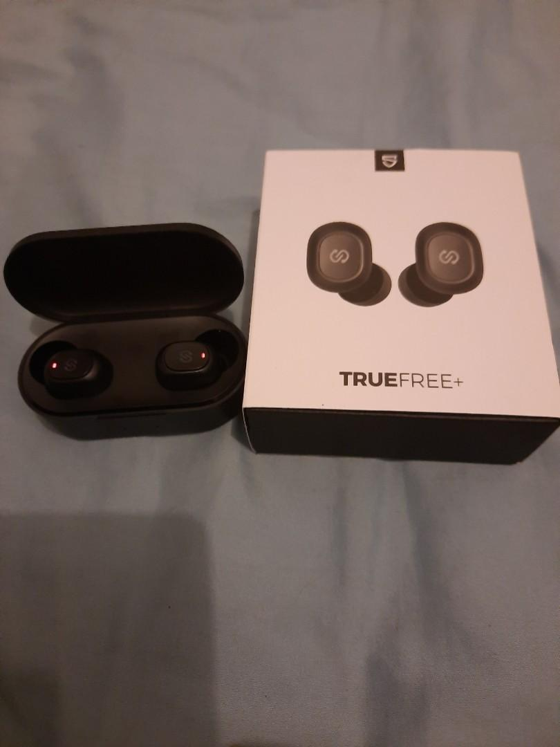Soundpeats TrueFree + second baru sekali pakai
